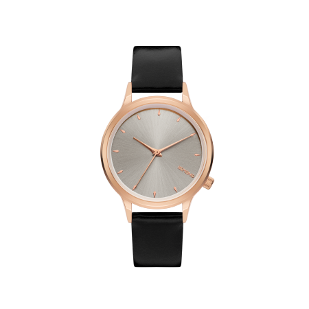 LEXI BLACK ROSE GOLD GREY S