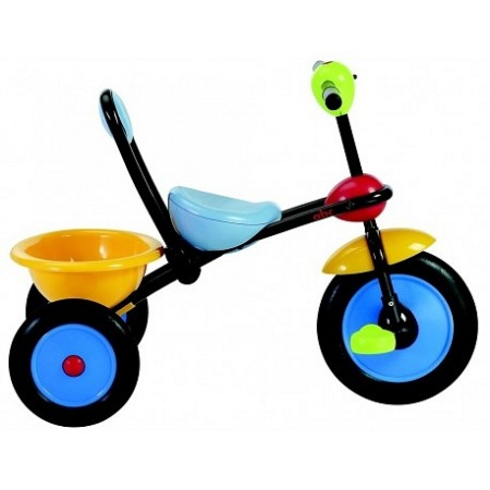 TRICYCLE ABC & TIPPER BLACK/BL